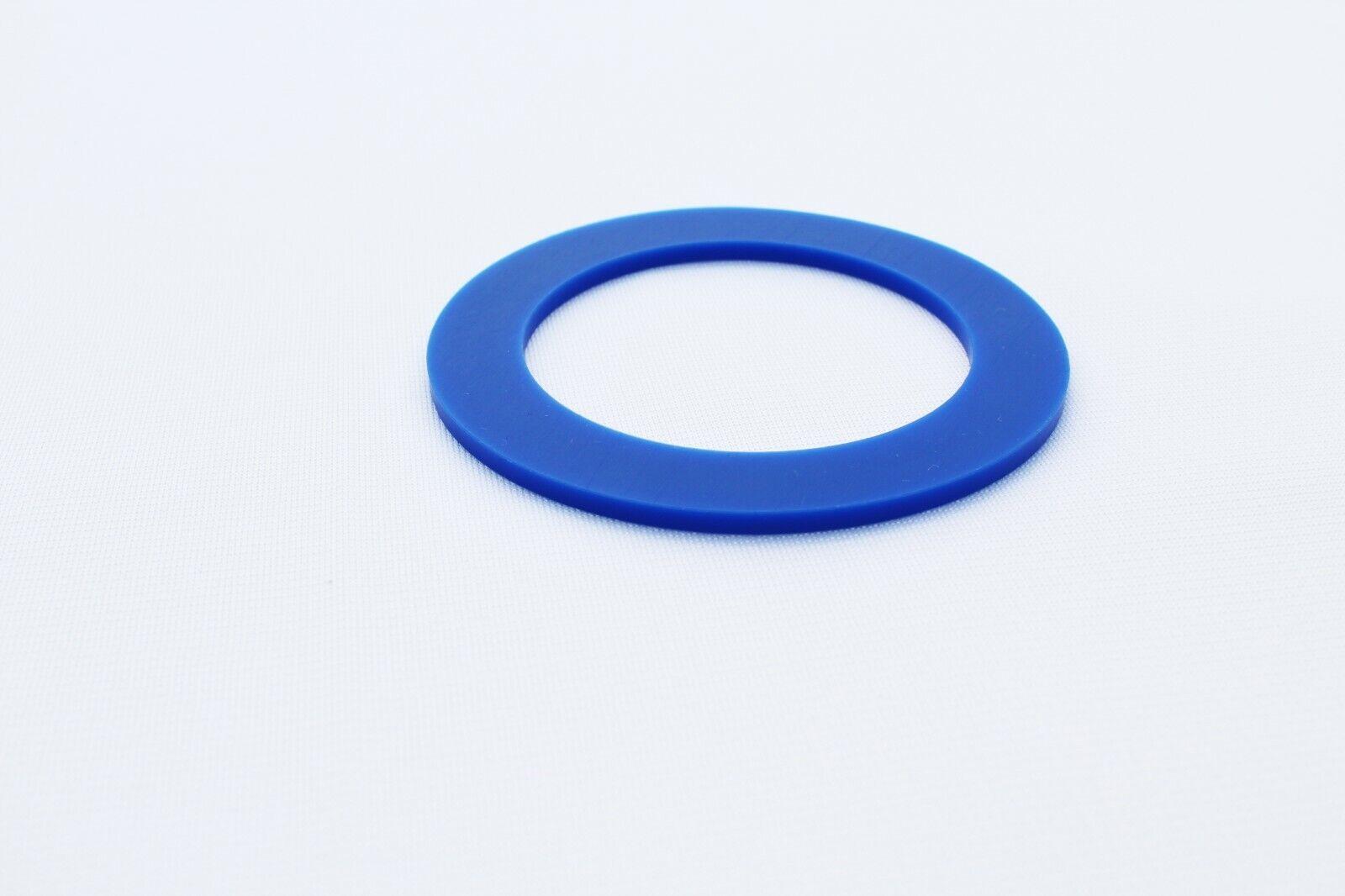 BLUE WHALE Return Jet Gaskets (Qty 2), Navy Grip Seal – Never Leak Pool Liner Home & Garden