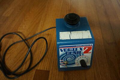 Si Genie 2 Vortexer Vortex Shaker Mixer Lab Rotator Scientific Industries Vdzr