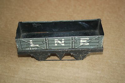 A beautiful  OLD TINPLATE TOY as  DESK or BOOKCASE ORNAMENT Hornby 'O' gauge ckn