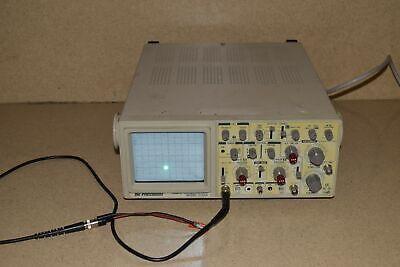 Bk Precision 60mhz Oscilloscope Model 2160a