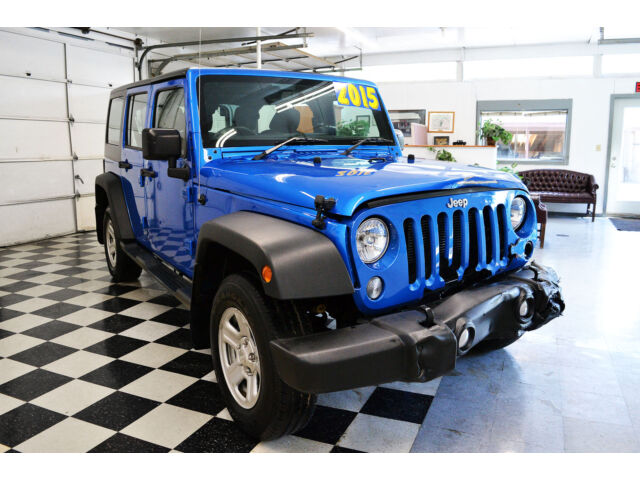 jeep wrangler repairables sale