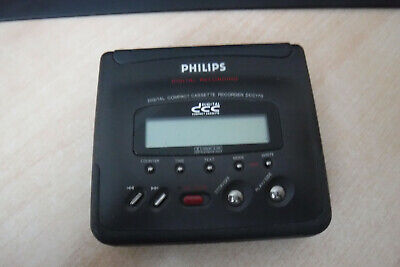 Philips DCC 170 , Portable DCC player, used for sale  Shipping to South Africa