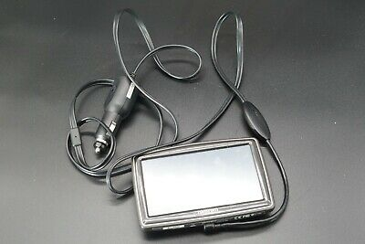 TOM TOM XXL WIDESCREEN GPS N14644 US and Canada 310 w/ OEM Car Charger Bundle ()