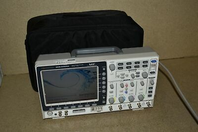 Gw Instek Gds-2304a Digital Oscilloscope 4 Channel 300 Mhz Ny30