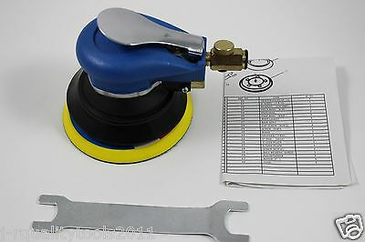 AIR PALM GRIP RANDOM ORBIT DA DUAL ACTION ORBITING SANDER ORBITAL SANDING TOOL