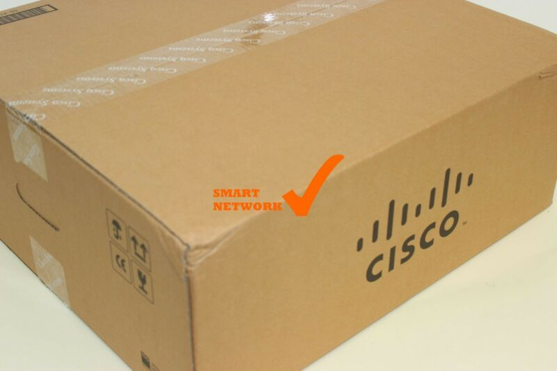 New Cisco Ws-c3650-48fd-e 48 Port Poe+ 1025w Ac Power Ip Services Switch