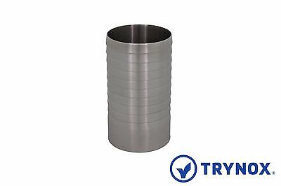 4 Sanitary Sms Welding Hose Adapter 316l Stainless Steel Trynox