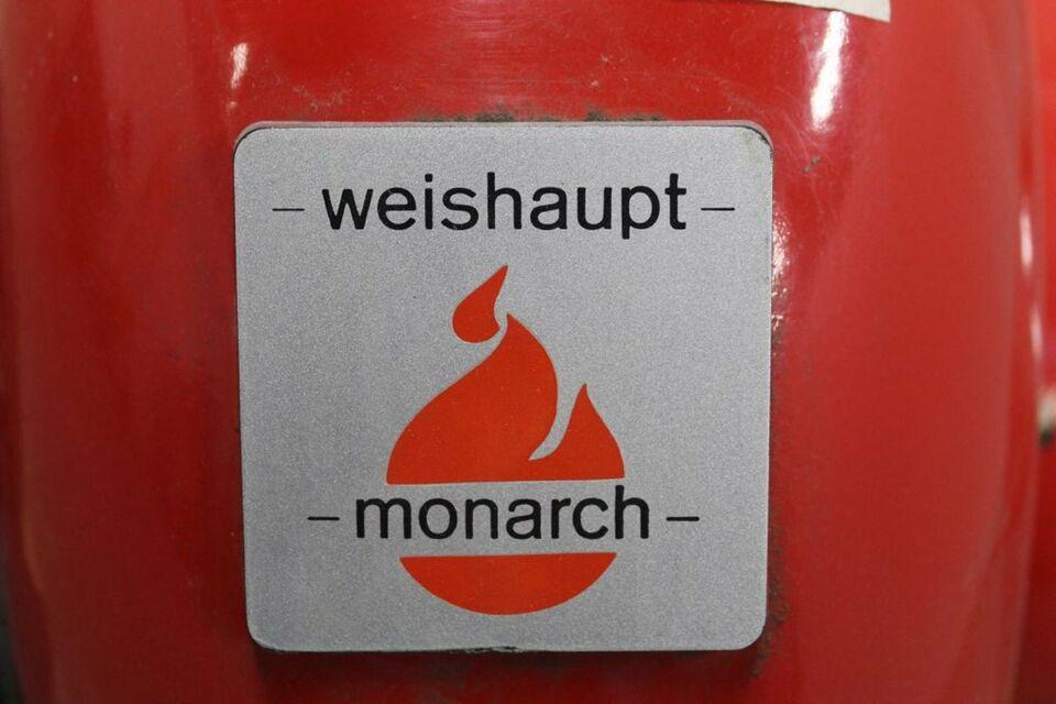 Gasbrenner Monarch Weishaupt in Hövelhof