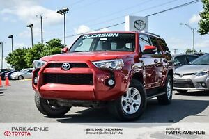 2014 Toyota 4Runner SR5 4WD*7 PLACES*CAMÉRA*173.39$/SEMAINE