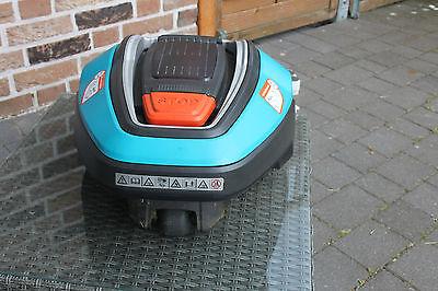 Gardena Automower R40 Li Rasenroboter Mähroboter Akku Rasenmäher Top