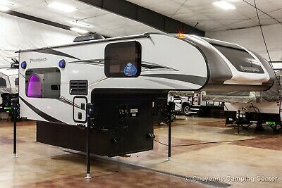 New 2021 BackPack HS-750 Pickup Truck Camper For Sale with Toilet and Shower