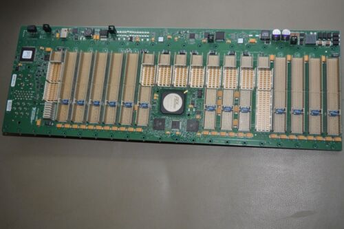 National Instruments NI PXIe-1065 18 slot Backplane Motherboard - Tested