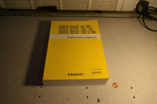 Fanuc B-63014EN/02 Operator