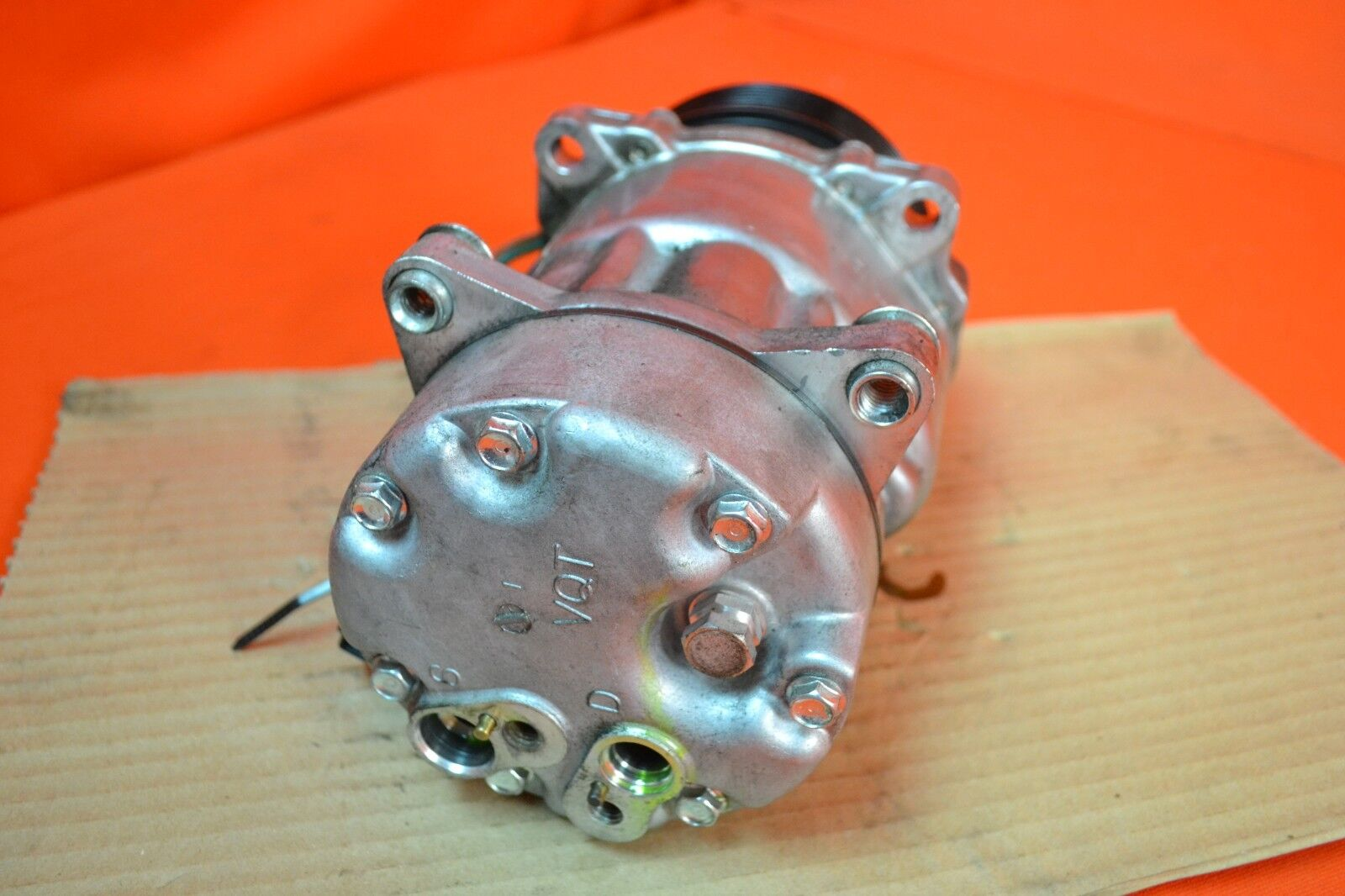 Used Volkswagen Eurovan A C Compressors And Clutches For Sale 1999 Vw Ac Wiring T4 Compressor 7d0 820 805e