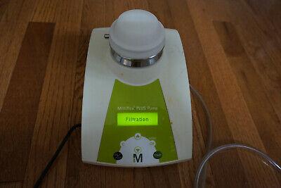 Millipore Milliflex Plus Pump Mxppump01 Head Filtration