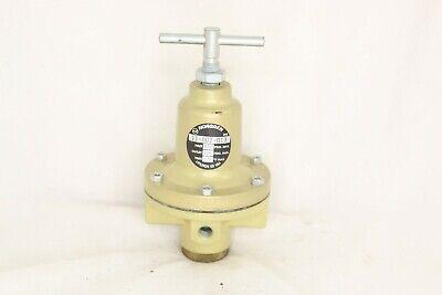 Norgren 11-002-013 Pressure Regulator 14 Inlet 400 Psig Outlet 125 W Gauge