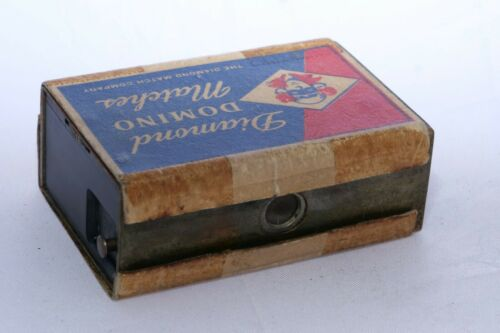 Rare Kodak MATCHBOX compact Spy Camera for the OSS. First Version with case.