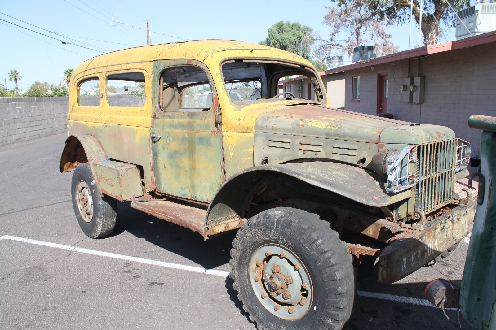 1943 Dodge Power Wagon WC 53 WC 53 NO RESERVE!!!!
