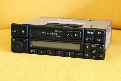 0186 oC | BE2210 Mercedes Special W124 W210 R129 W202 R170 Becker Radio 1650