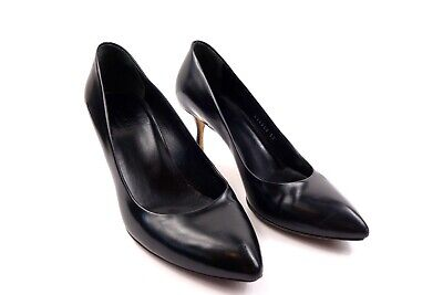 GUCCI Patent Leather Pumps Designer Court Shoes size 37 for sale  Shipping to South Africa