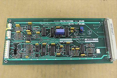 Cpi Circuit Board Card 725926 06 Rev J 727850 Rev F
