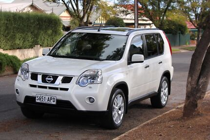 ***REDUCED*** 2012 Nissan X-trail 4WD Clarence Gardens Mitcham Area Preview