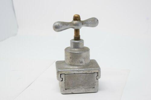Vintage Oddity Applebaum Suppository Machine w Mold Apothecary 1920s