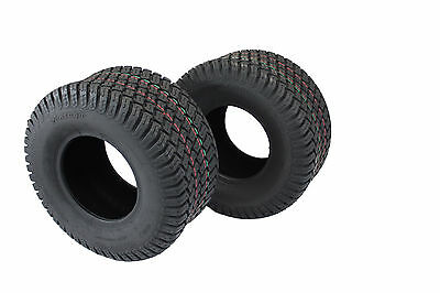 Set of 2 New 18x8.50-8 Racing Tires for Lawn and Garden Mower **FREE SHIPPING**