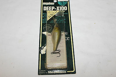 Megabass Pop X limited Wobbler 6,5cm Hecht Zander /& Barsch Angeln versch Modelle