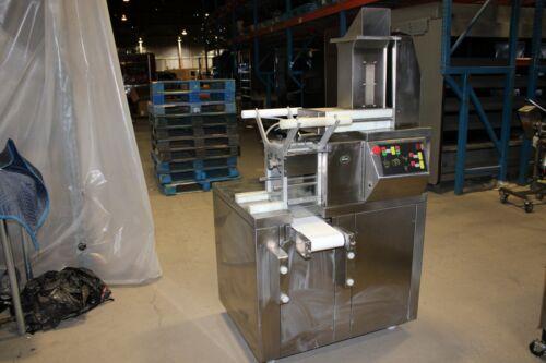 Italgi PR100S Double Sheet Ravioli Machine Pasta Sheeter w/ 3 Dies Production