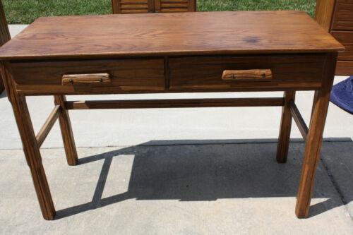 Ranch Oak Desk