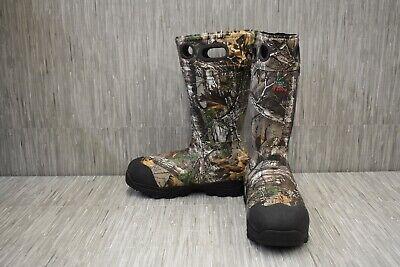 +Itasca Swampwalker 2400g (686894) Thinsulate Rubber Boot - Men's Size 13 - Camo