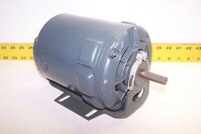 Ge Motor 13hp Ac Motor 3 Phase 3450 Rpm 230460v 48 Frame 5k36fg 516