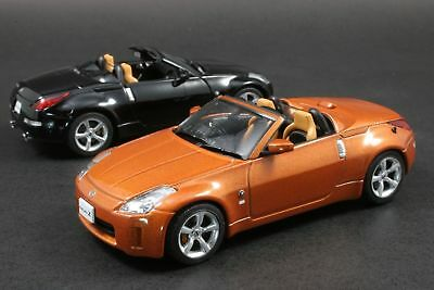 EBBRO 1:43 SCALE 2005 NISSAN FAIRLADY 350Z ROADSTER Z33 DIE CAST MODEL CAR