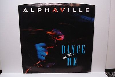 ALPHAVILLE DANCE WITH ME NM PROMO 7-89415 45 RPM VINYL RECORD