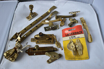 Sash wIndow latch plus other window bits