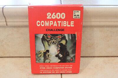 Challenge (Atari 2600) by Zellers CIB
