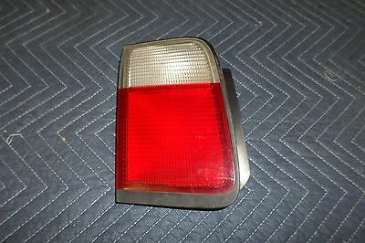 96 97 Honda Accord Left Driver Side Tail Light Trunk Lid Mounted OEM NICE