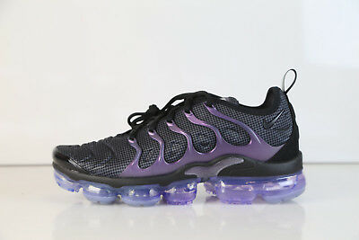 big sale 8a9fc b02a7 Nike Air VaporMax Plus Eggplant Black Dark Grey Purple 924453-014 8-13