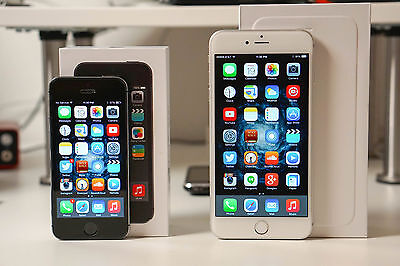 New Apple iPhone 6 16GB - Space Gray, Gold and Silver GSM Unlock Smartphone