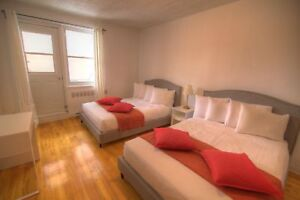 Fully Furnished 3 Bedroom - Flexible Lease
