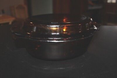 Fire King Anchor Hocking Vintage Amber Oval Baking Dish 1 1/2 Quart #433 With Li