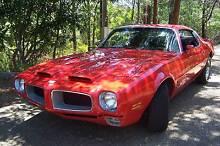 1971 Pontiac Firebird Coupe Wynnum Brisbane South East Preview
