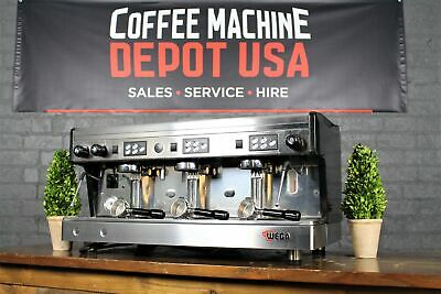 Wega Atlas Evd 3 Group High Cup Commercial Espresso Coffee Machine