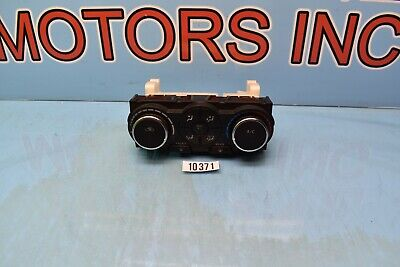07 08 09 NISSAN ALTIMA AC HEATER CLIMATE TEMPERATURE CONTROL 27510-JA200 OEM, used for sale  Houston