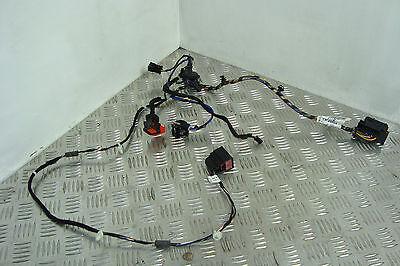Vauxhall Corsa D Door wiring loom Passengers Side Front 2013 from 3 door car