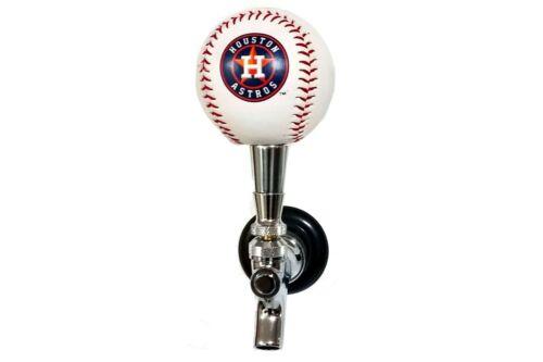 Houston Astros Licensed Baseball Beer Tap Handle