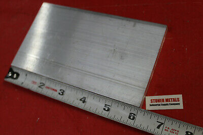 38 X 4 Aluminum 6061 Flat Bar 6 Long T6511 Extruded Plate Mill Stock