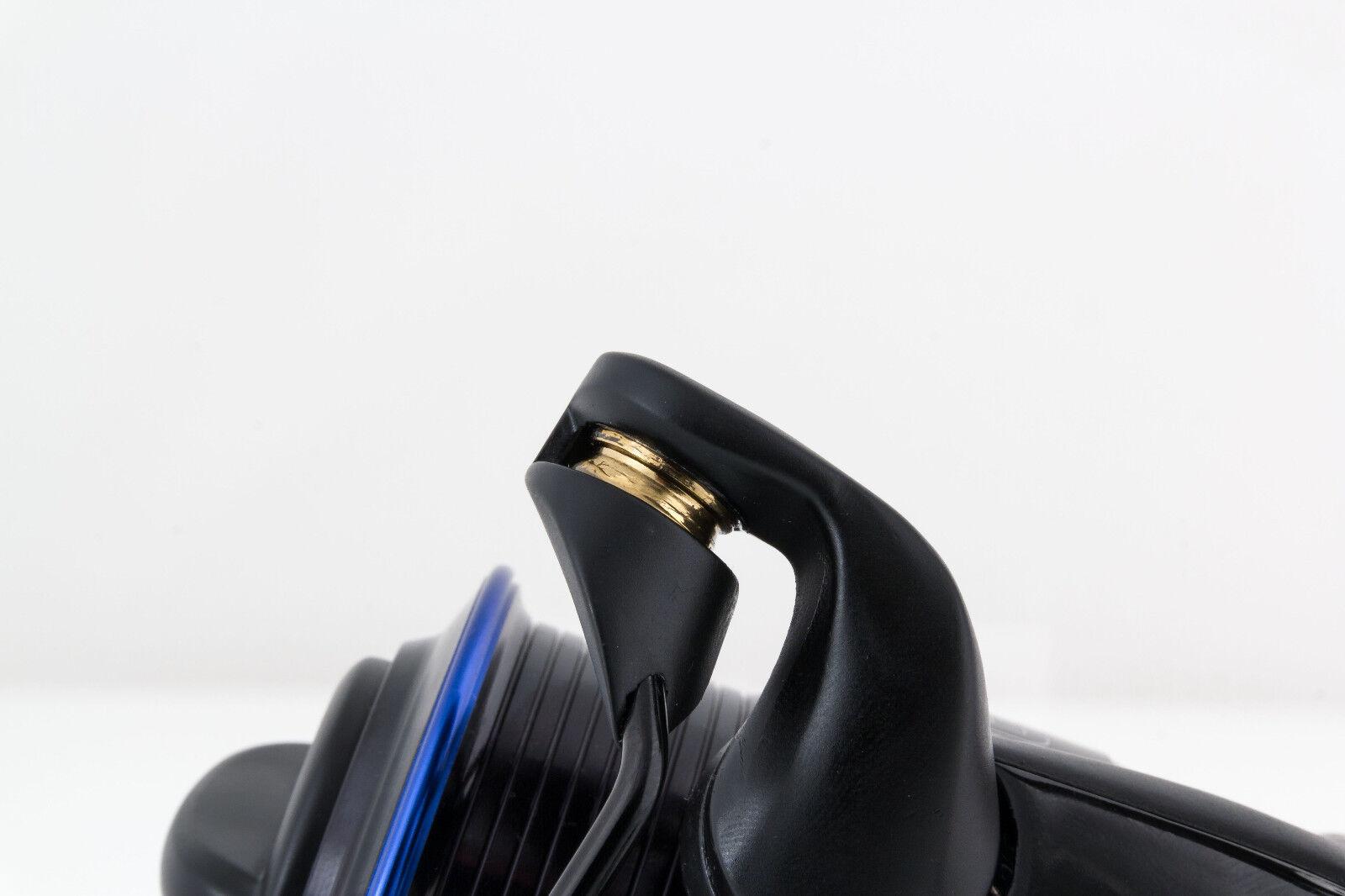 Angelrolle Fox Aquos 5000 Rolle 6 Kugellager Schnurfassung 150m//0,25mm