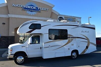 2014 Thor Four Winds M23U Class C RV Motorhome Coach Camper 24 ft. 49k Miles